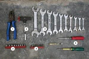 Инструмент по списку