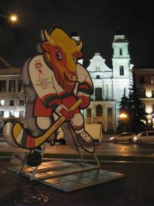 В Минске