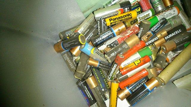 Бережливый дом — снова батарейки