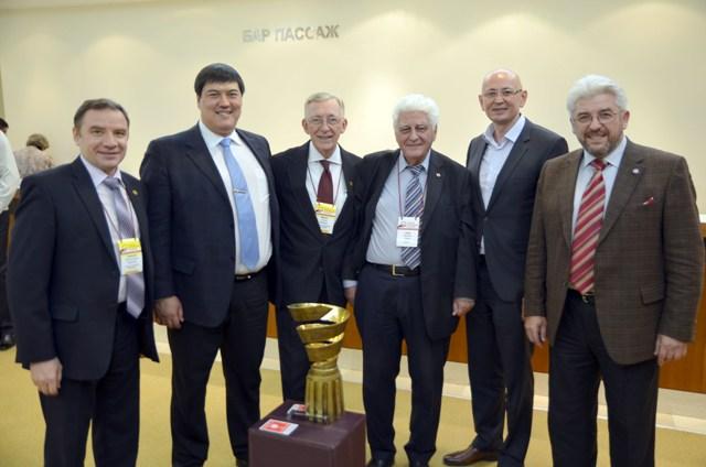 Российский лин-форум 2014. Время для прорывного развития экономики
