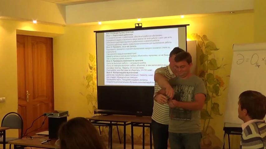 Выступление Сергея Смирнова на форуме «Лин без галстуков 2014»