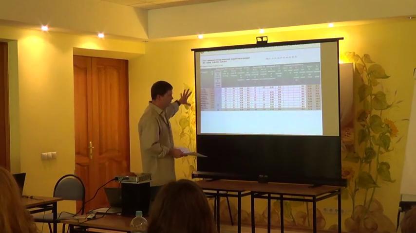 Выступление Сергея Питеркина на форуме «Лин без галстуков 2014»