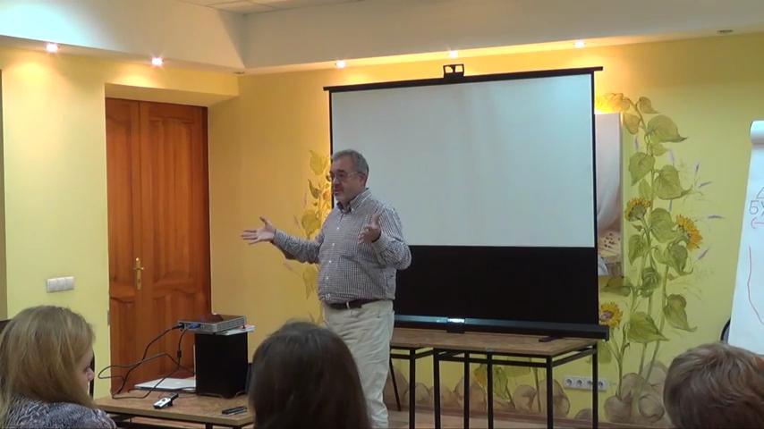 Выступление Сергея Жаринова на форуме «Лин без галстуков 2014»