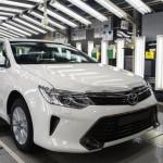 Toyota наращивает производство в России