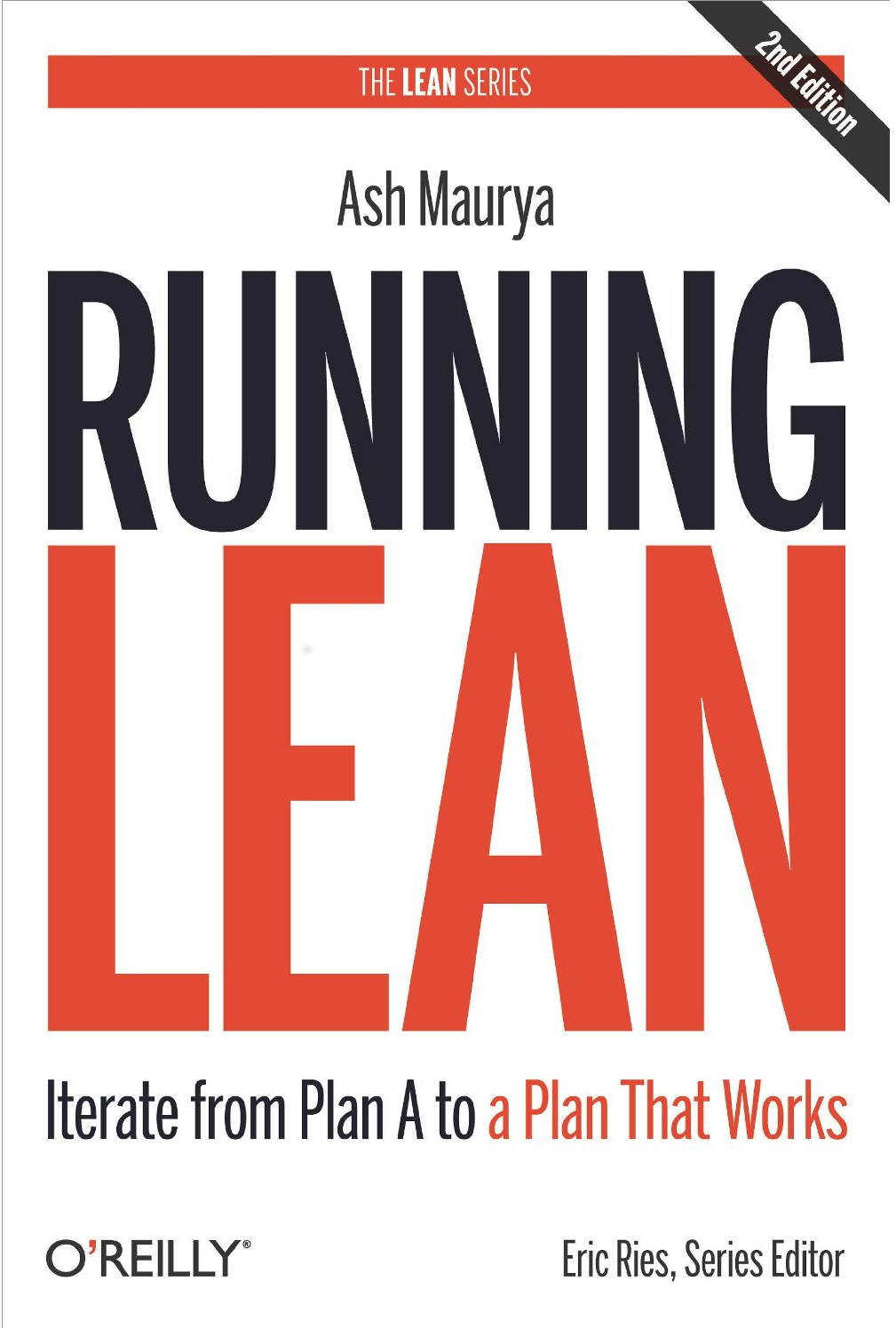 Рецензия на книгу Аша Маурайи «Running Lean»