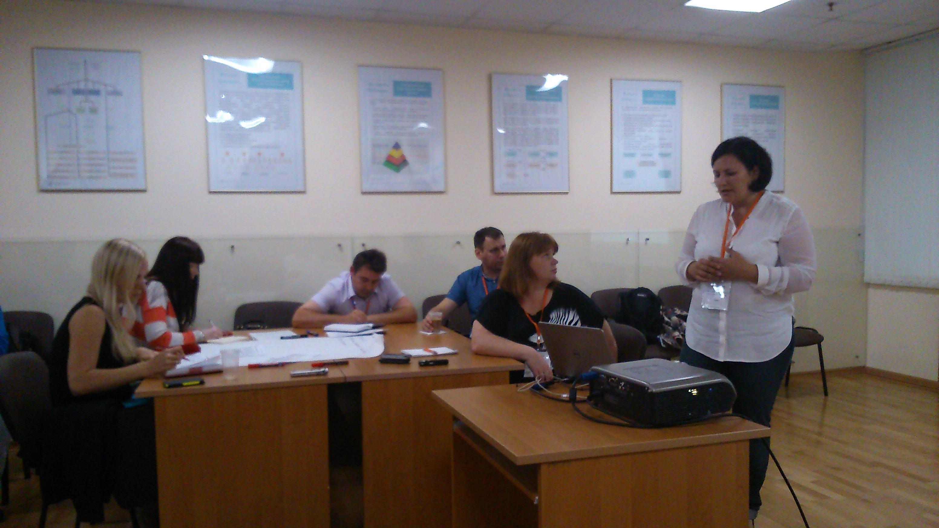 Встреча в Совете профессионалов по цепям поставок