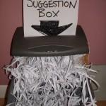 9 причин почему не работают ящики для предложений