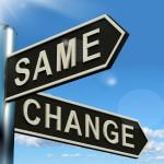 Изменения или статус-кво?