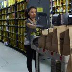 Виртуальный тур по складу сервиса Amazon Prime Now