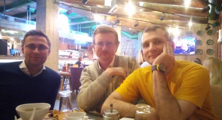 Встреча в Томске
