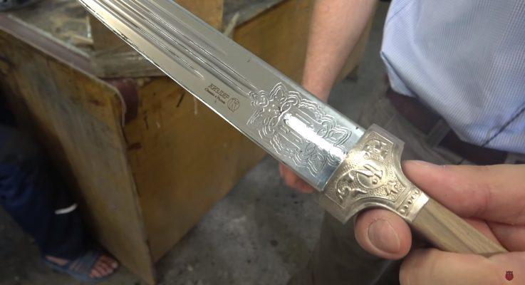 Виртуальный тур — производство ножей «Кизляр»