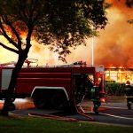 Показательная инструкция по действиям в случае пожара