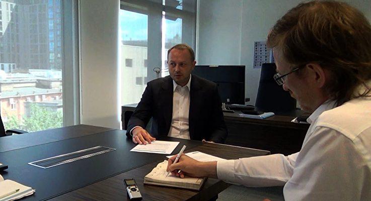 Интервью с генеральным директором ФЦК Николаем Соломоном