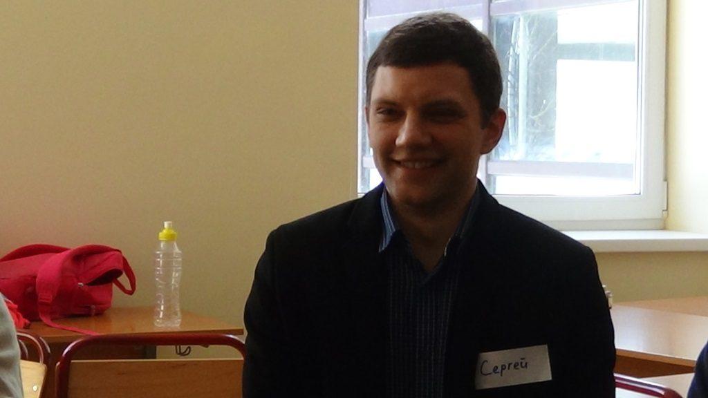 Сергей Базин