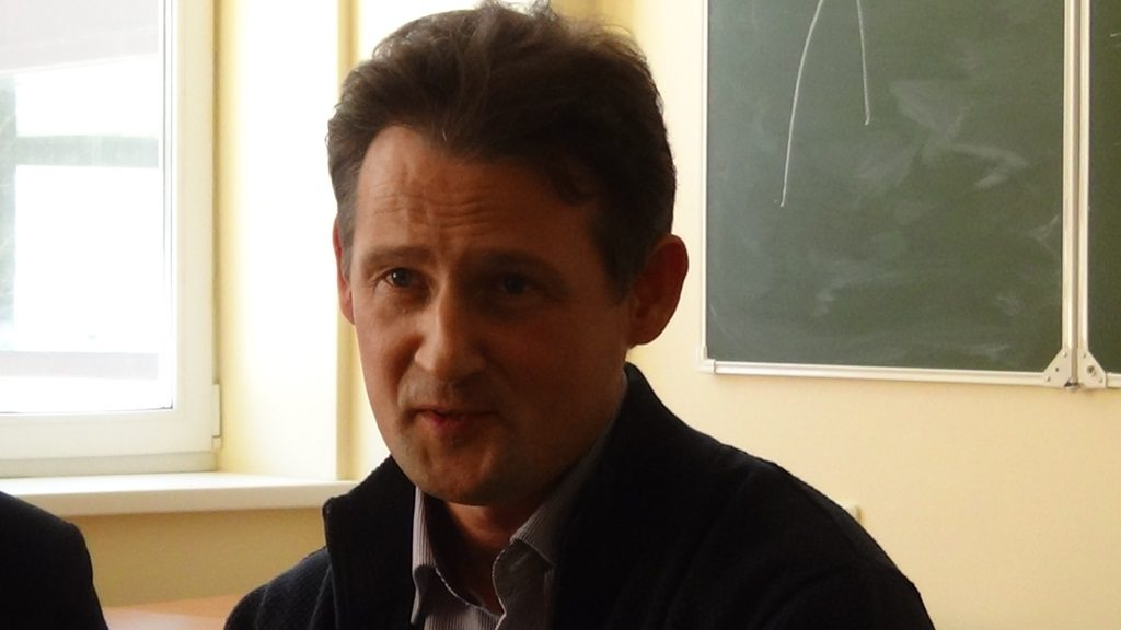 Андрей Молодцов рассказал, что пытается организовать в Волоколамске клуб линовцев по аналогии с калужским клубом