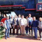 Третья встреча клуба линтузиастов в КУ РЖД