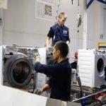 Виртуальный тур - производство стиральных машин BEKO