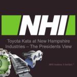 Честное мнение президента NHI о внедрении изменений
