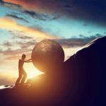 Сизифов камень. Притча о стойкости к переменам